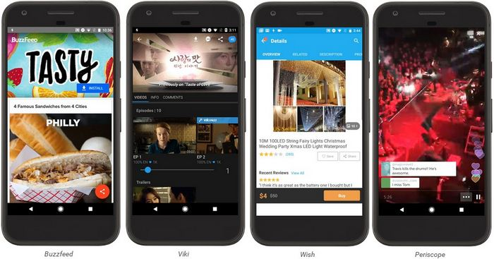 Слегка недоваренный апп. кому придутся по вкусу мгновенные приложения?