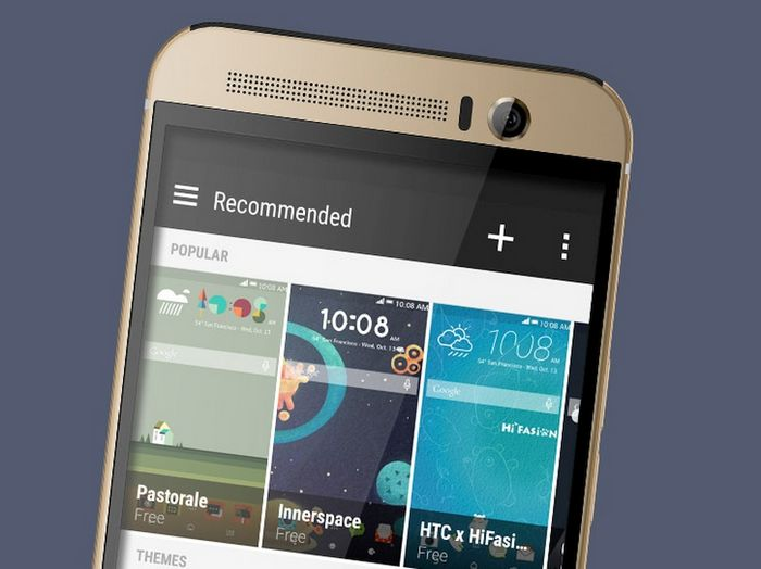 Смартфон htc one m9 plus представлен официально