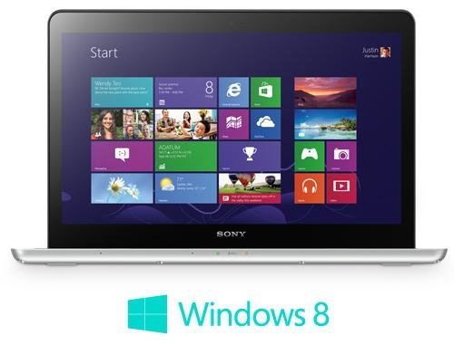 Sony vaio fit sv-f15a1z2r - брендовый лэптоп для стильных пользователей