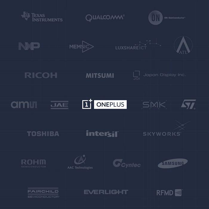 Соучастники: oneplus благодарит партнеров за работу над oneplus 2
