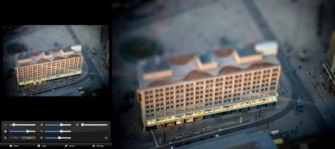 Tiltshift generator – приложение для съемки и обработки фото