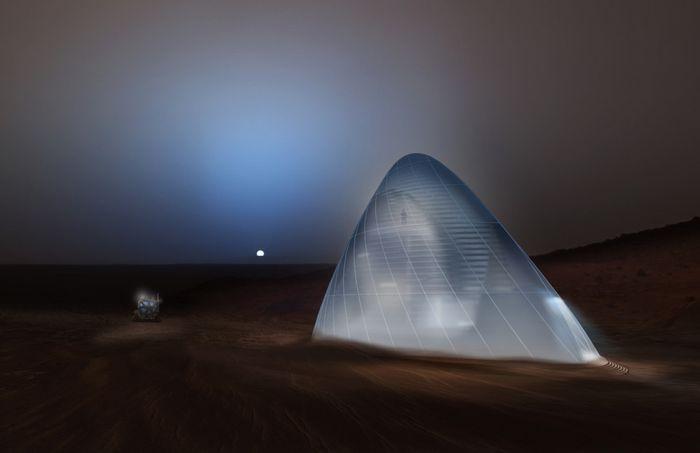Требуется: межпланетный архитектор