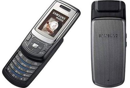Три телефона для развивающихся стран от компании samsung
